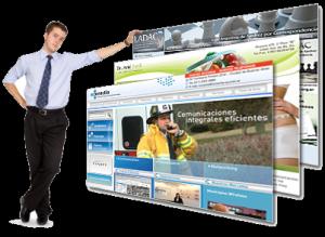 Diseño web en el puerto de sagunto