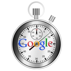 Velocidad de un sitio web