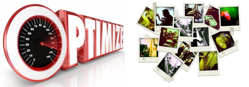 Comprimir imágenes de la web - Optimización de imágenes