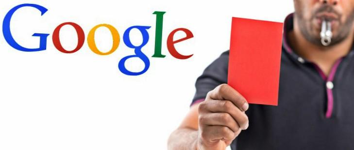 Saber si Google te ha penalizado - Penalización de Google
