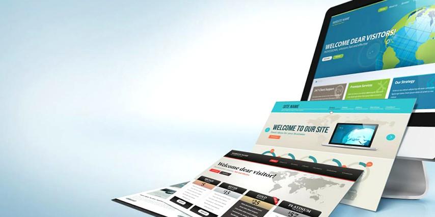 Tendencias de diseño web en 2017 - Diseños de 2017