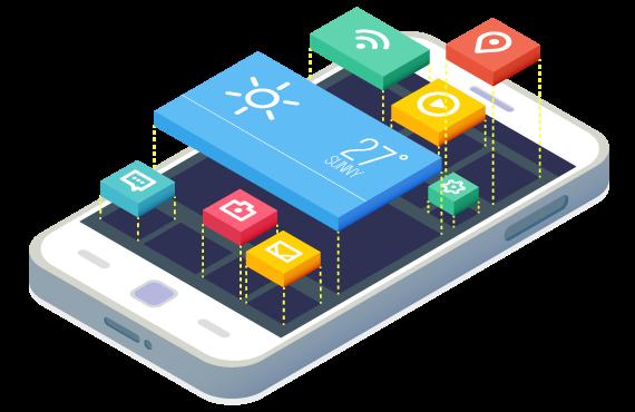 Diseño de aplicaciones móviles en Valencia